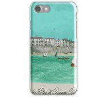 Robinsons Royal Hotel, Blackpool 1855 iPhone Case/Skin