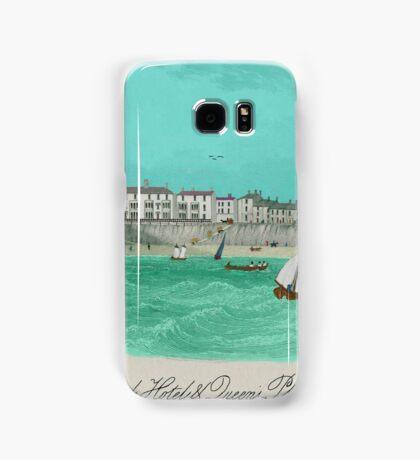 Robinsons Royal Hotel, Blackpool 1855 Samsung Galaxy Case/Skin