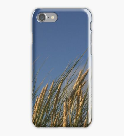 Dune grass, Ireland iPhone Case/Skin