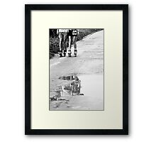 OnePhotoPerDay Series: 165 by L. Framed Print