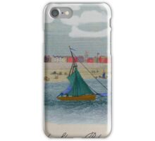 The South Shore Blackpool 1855. iPhone Case/Skin