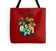 Muppet Ghostbusters Tote Bag