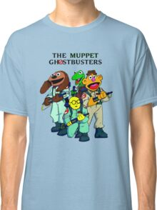 Muppet Ghostbusters Classic T-Shirt