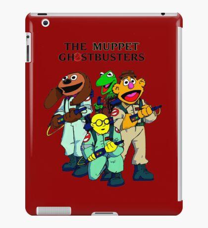 Muppet Ghostbusters iPad Case/Skin