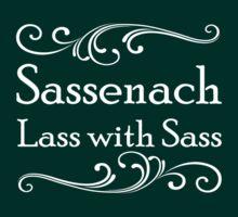 Sassenach Lass With Sass by kayllisti
