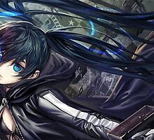 Black rock Shooter by S4beR