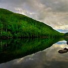 CHAPEL POND by MIKESANDY