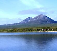 The Paps of Jura by Braedene
