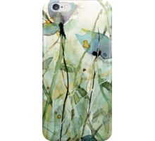 wild floral iPhone Case/Skin