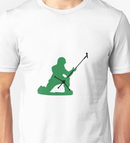 Toy Soldier - Microphone Unisex T-Shirt