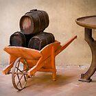 Wheelbarrow by PrecisionFX