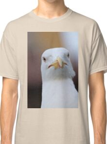seagull posing for the photographer Classic T-Shirt