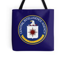 You Know What Spies Are like... Tote Bag
