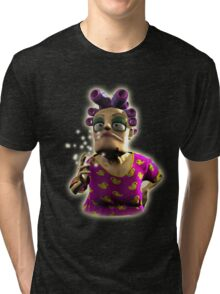 Let Me see you try that again Tri-blend T-Shirt