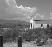 mary calera church by LeAnna Roberson