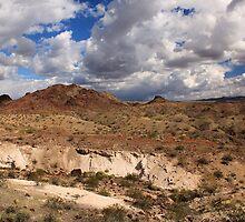 Arizona Cliffs by James Eddy