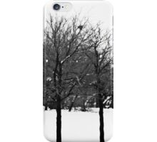 Double Tree iPhone Case/Skin