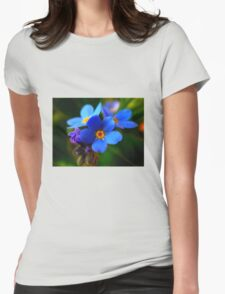 Little Beauty Womens Fitted T-Shirt