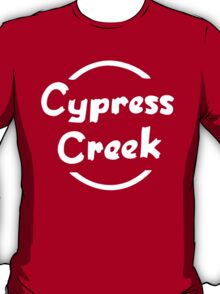Cypress Creek shirt – The Simpsons, Globex, Hank Scorpio T-Shirt