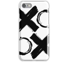 Kisses And Hugs xoxo iPhone Case/Skin