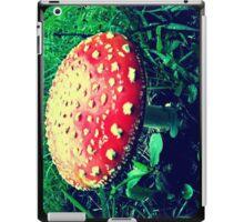 Amanita muscaria iPad Case/Skin