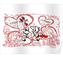 Love To Be Loved Poster