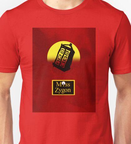 Miss Zygon (Red) Unisex T-Shirt