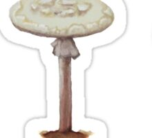 Many Mushrooms Sticker