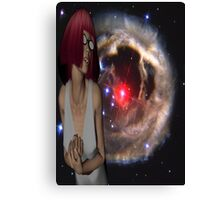 COSMIC WONDER Canvas Print