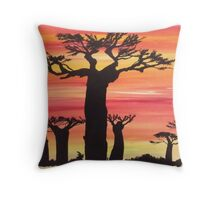 'Baobab ' Throw Pillow