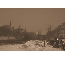 Sterling, IL Photographic Print