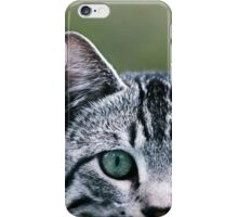 can you see me now? iPhone Case/Skin