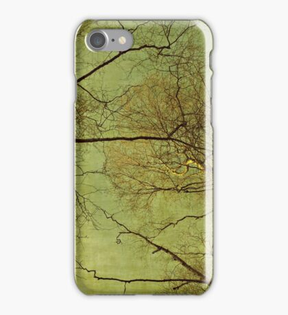 Nature's veins iPhone Case/Skin