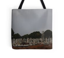"""Creepy"" Tote Bag"