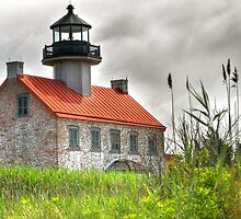 East Point Lighthouse by Monte Morton