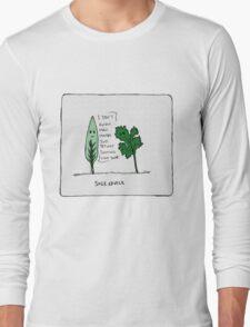 sage advice Long Sleeve T-Shirt