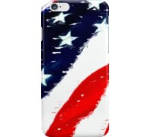 untitled flag iPhone Case/Skin