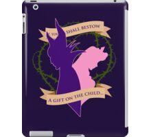 Sleeping Beauty - Maleficent's Spell iPad Case/Skin