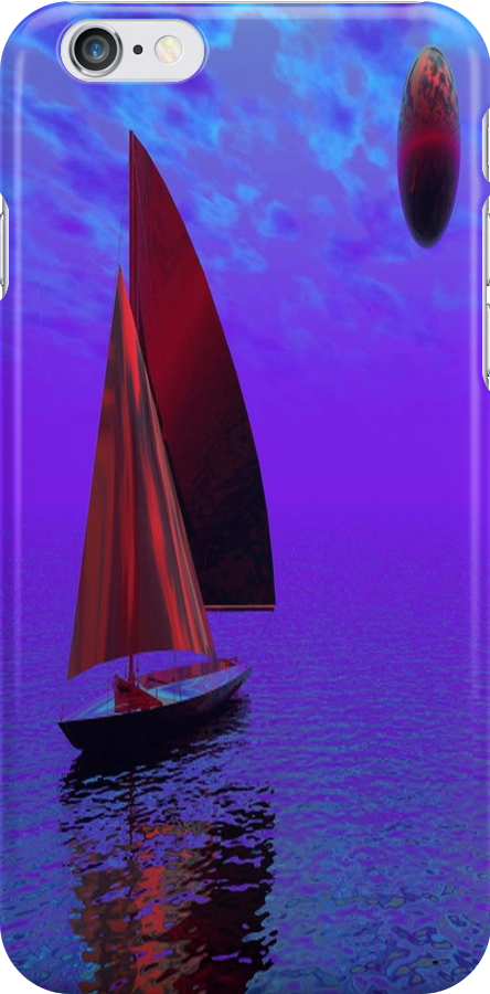 SAILING BOAT by Icarusismart