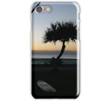 Surf the Dawn iPhone Case/Skin