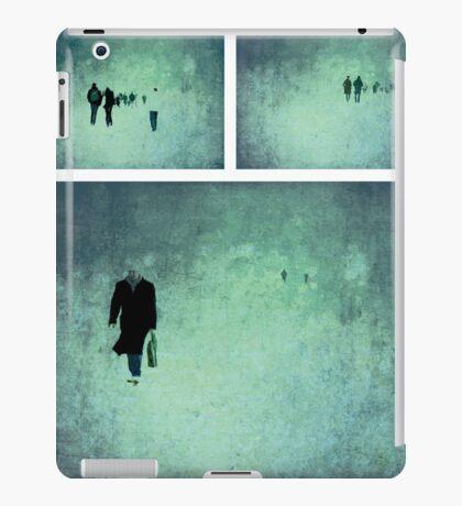Project ~ People - Triptych iPad Case/Skin