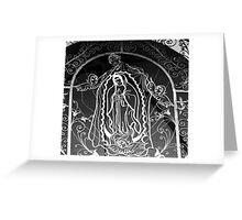 Church Gate, Puerto Vallarta Greeting Card