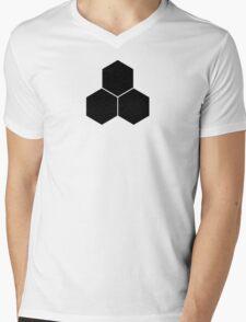 Future Foundation - Black Mens V-Neck T-Shirt