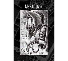 Monk Devil Photographic Print