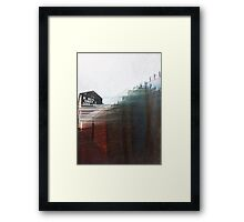 BrumGraphic #68 Framed Print