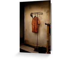 Orange shirt Greeting Card