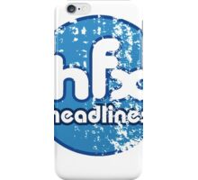 HFX Headlines - Pretend To Wear The Truth iPhone Case/Skin