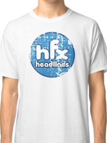 HFX Headlines - Pretend To Wear The Truth Classic T-Shirt