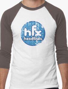 HFX Headlines - Pretend To Wear The Truth Men's Baseball ¾ T-Shirt