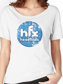 HFX Headlines - Pretend To Wear The Truth Women's Relaxed Fit T-Shirt